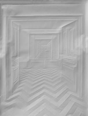 Koleksi Hasil Origami [Seni Melipat Kertas] Mengagumkan karya Simon Schubert