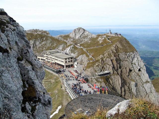 Monte Pilatus: el emblema de Lucerna