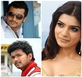 Samantha in Surya and Vijay Film