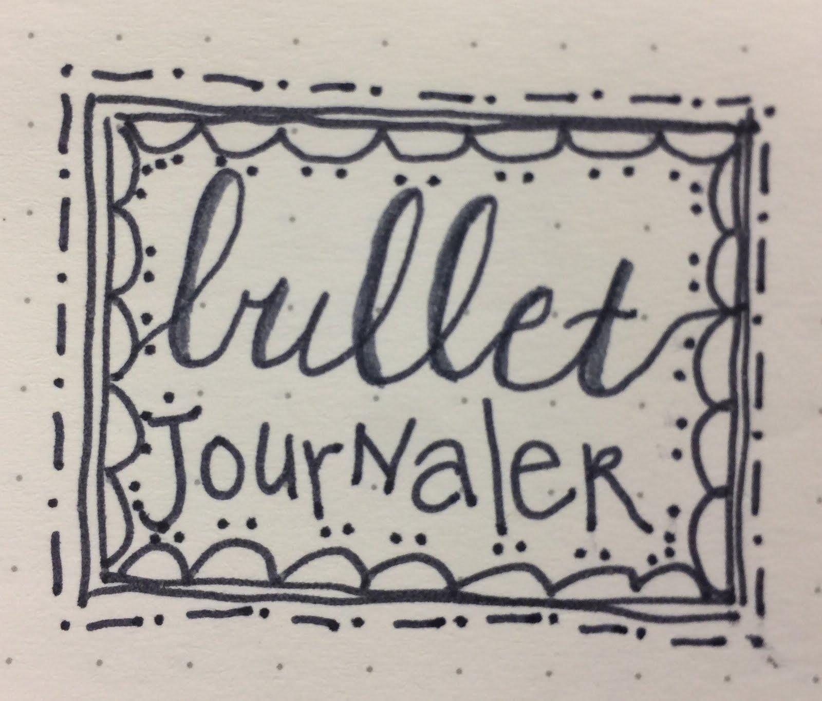 Bullet Journaler