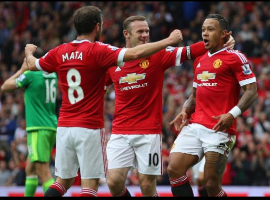 Manchester United 3 x 0 Sunderland - Premier League 2015/16