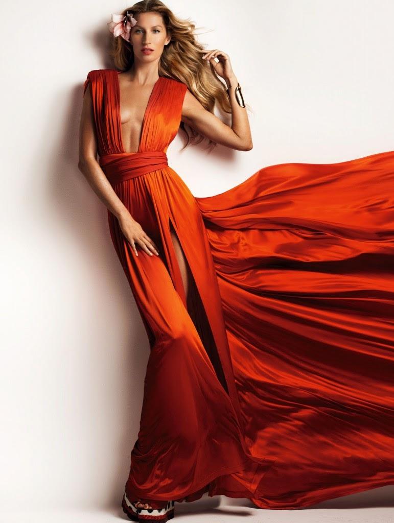 FashionWandering: Gisele Bundchen by Mario Testino for ... Gisele Bundchen Facebook