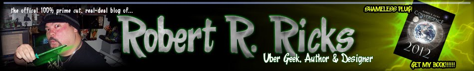 The Robert R. Ricks Blog