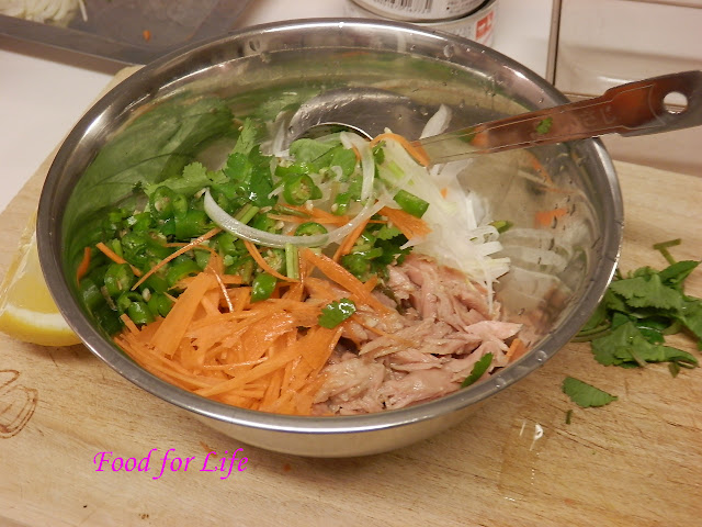 Food for life canned tuna salad for Tuna fish salad recipe with egg
