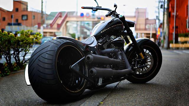 Custom Harley Davidson HD Wallpaper
