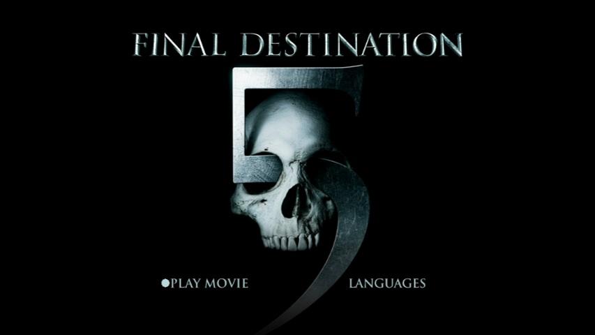 destination final 5 DVDR Español Latino Ingles
