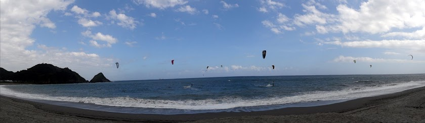 風箏衝浪--飛龍在天