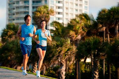 Menghilangkan Stress dengan jogging