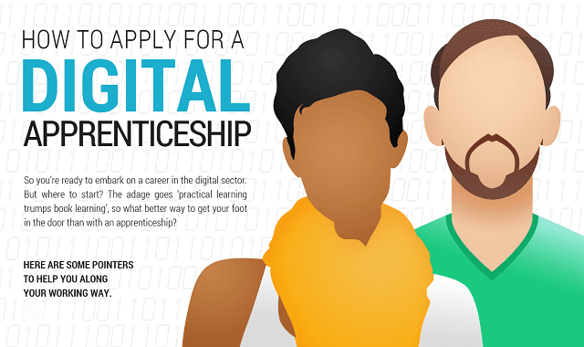 How to Apply for a Digital Apprenticeship