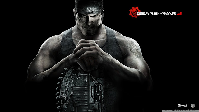 Marcus HD Wallpaper - Gears of War 3