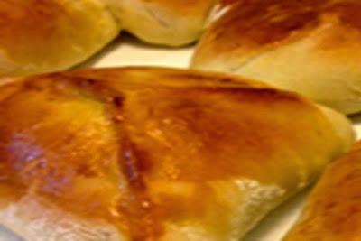 #receita de #esfiha de #frango com #cheddar
