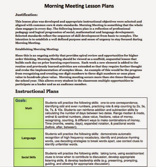 Tennessee Trending Teacher - Tennessee lesson plan template