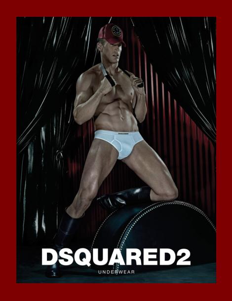 Dsquared2 2014 Underwear