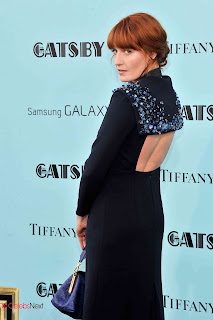 "Florence Welch Pictures at ""The Great Gatsby"" World Premiere 0006"