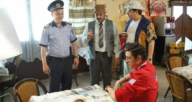 Las Fierbinti sezonul 4 episodul 9