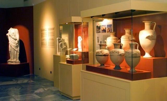 «Αρχαίοι πολιτισμοί του κόσμου» στο Αρχαιολογικό Μουσείο Κομοτηνής