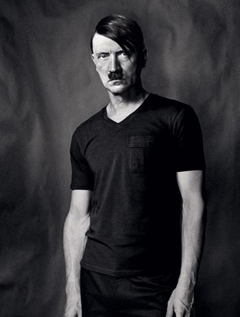 Hitler Black Shirts