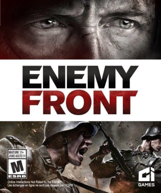 Download - Jogo Enemy Front-CODEX PC (2014)