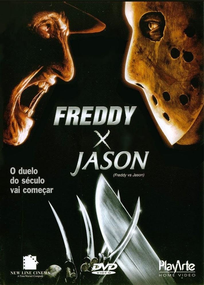 Freddy x Jason – Dublado