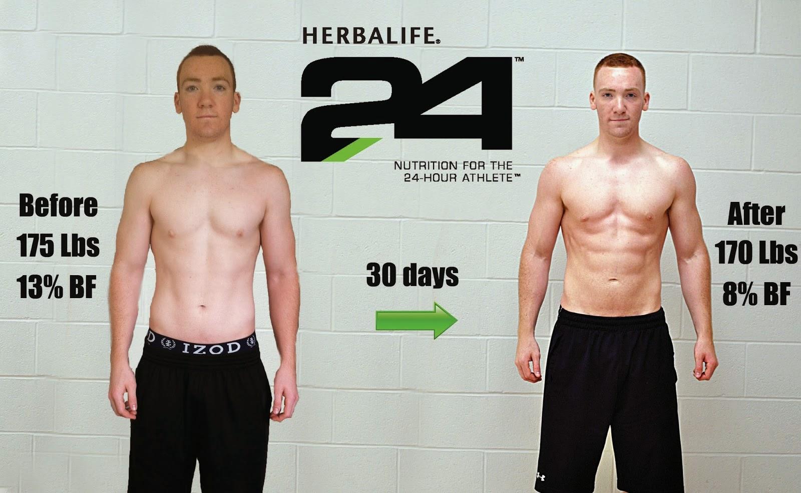 herbalife tambah berat badan