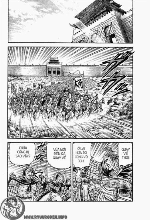 Chú Bé Rồng - Ryuuroden chap 81 - Trang 6