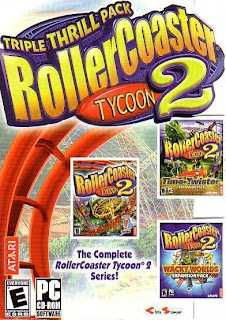 Roller Coaster Tycoon 2 : Triple Thrill Pack (with Crack)