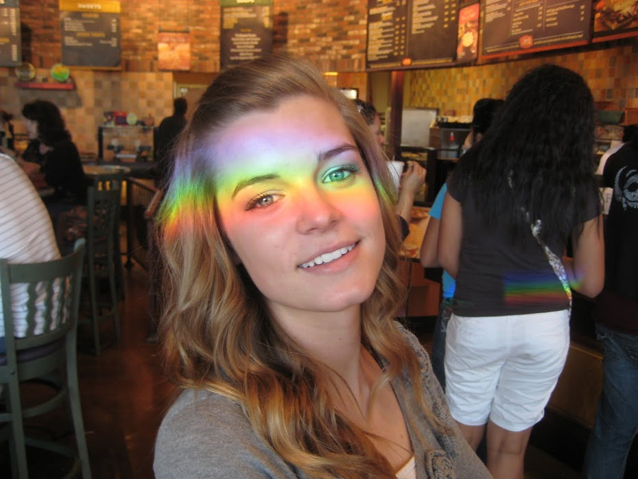 Cheeri-O Beauty with Rainbow Eyes