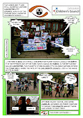 Children&#39;s Council protest
