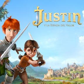 Tráiler de Justin y la Espada del Valor