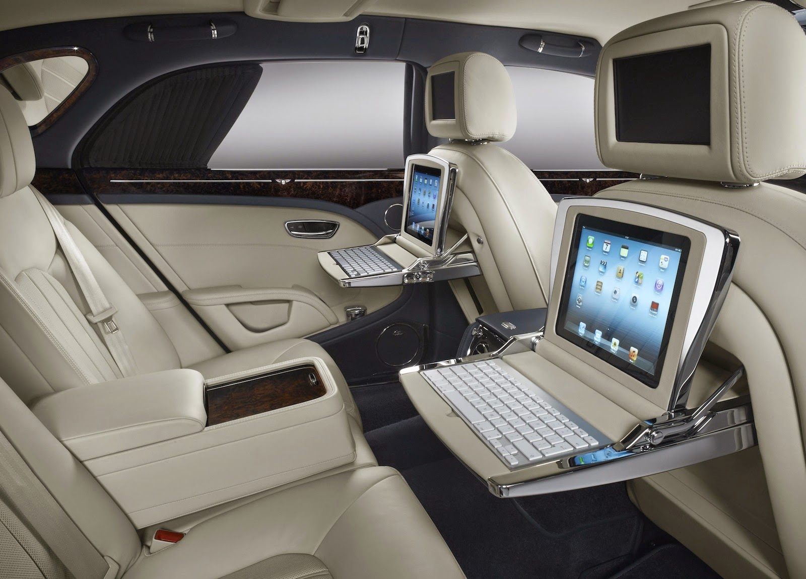 Mulsanne Executive Interior