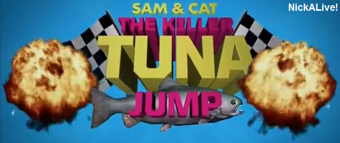 Nickalive nickelodeon usa to premiere brand new sam for Fish usa coupon