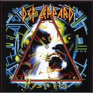 electronic 80s: DEF LEPPARD - hysteria