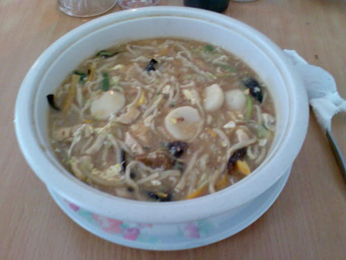 Loh Mie, Masakan Berdasar Mie yang Sehat