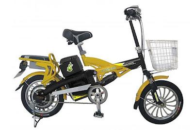 sepeda listrik hemat energy, sepeda baterai,sepeda hemat, sepeda canggih