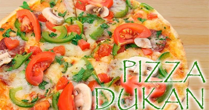 Abcdietas y salud recetas informaci n y gu a pizza dukan fase crucero - Alimentos permitidos fase crucero ...