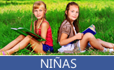 Fotografías de niñas de diversas edades y de distintas razas - Little Girls - Pequeñas Traviesas