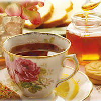 Benefit of Mixture Honey and Tea