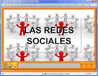 LOS JÓVENES EN LAS REDES SOCIALES