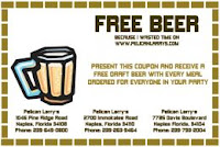 Beer Coupon