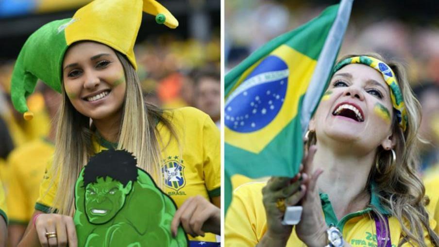 Mujeres desnuda de brasil Nude Photos 32