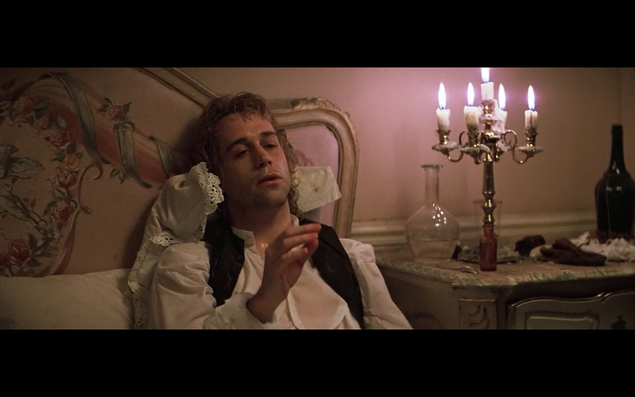 journey of a dreamcatcher amadeus film review mozart on his deathbed narrating the lyrics of his piece to salieri