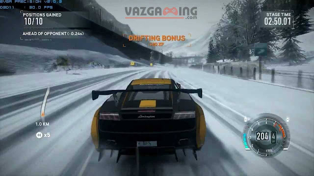 Need For Speed The Run Gameplay 2
