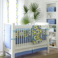 organic crib bedding