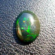 Batu Permata Black Opal Kalimaya - SP727