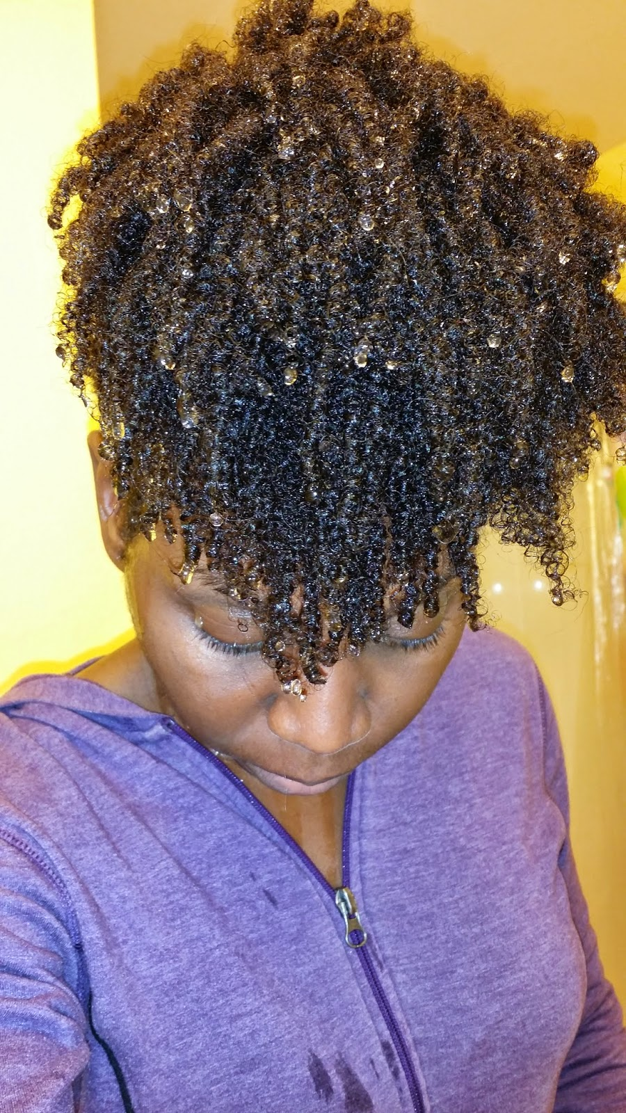 Cowash Natural Hair DiscoveringNatural