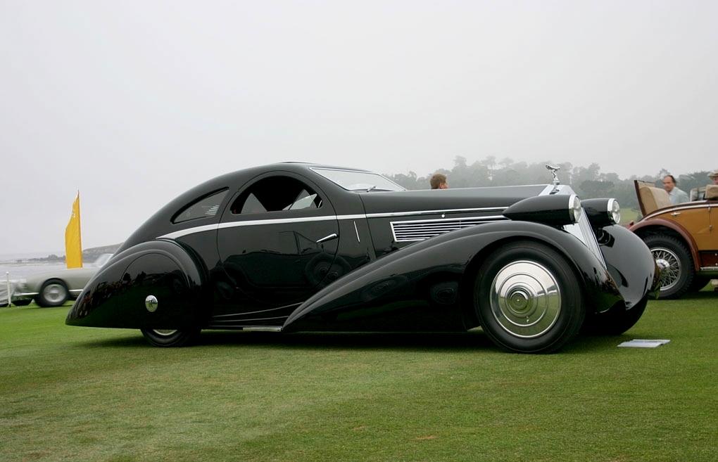 Rolls Royce Phantom I Jonckheere 39