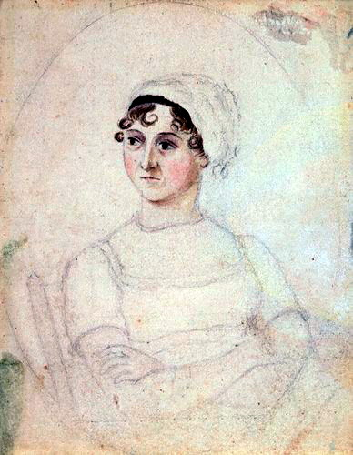 jane austen is one of the many