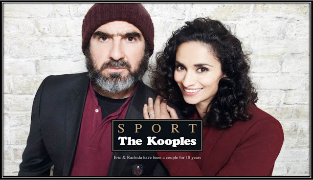 Bonnet ramoneur The Kooples Eric Cantona