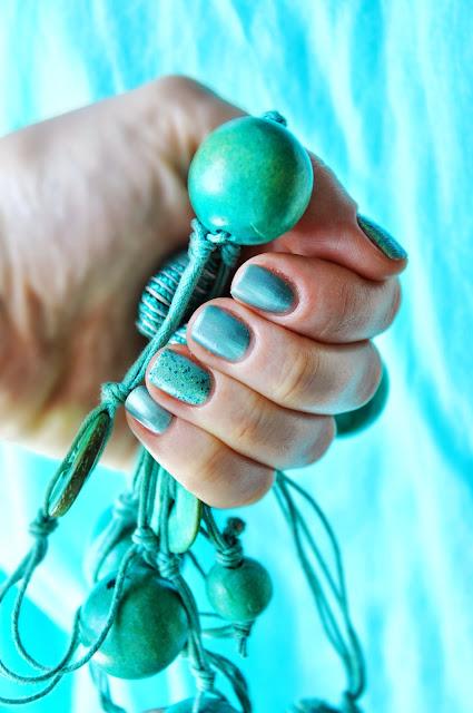 ArtDeco Ceramic Nail Laquer #231 Cosmopolitan Green