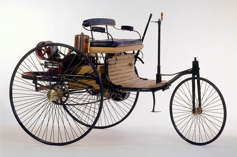 All Crazy Auto Benz Patent Motor Car 1885 1886 The